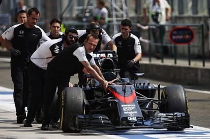 McLaren has no 'plan B' if Honda F1 engine partnership fails