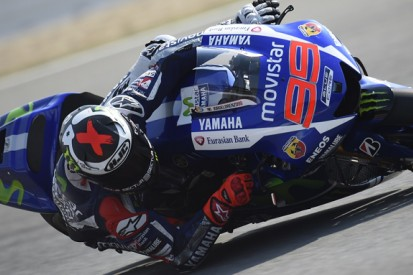 MotoGP Brno: Jorge Lorenzo tops first practice