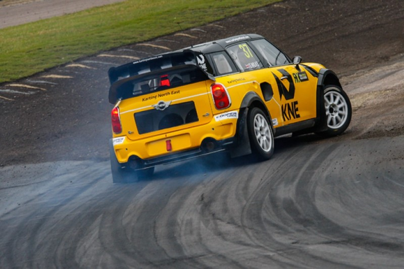 Guy Wilks secures JRM Mini seat for French World Rallycross round