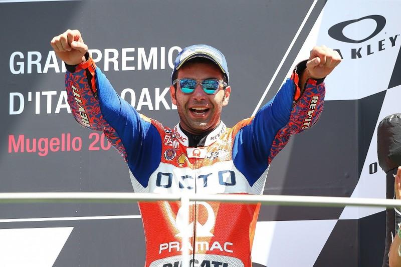 Danilo Petrucci 'would've sold house' for Mugello MotoGP podium