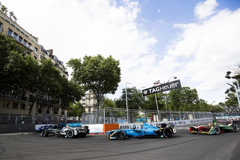 Formula E set for brake-by-wire system by 2018/19 season