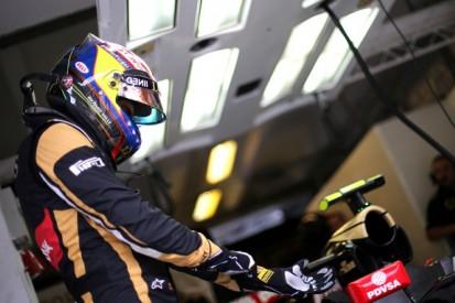 Criticism now part of Lotus F1 driver Pastor Maldonado's life