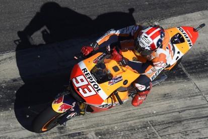 MotoGP title chances out of my hands despite wins, says Marquez