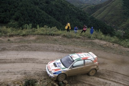 Success of 'candidate event' key to China's 2016 WRC inclusion