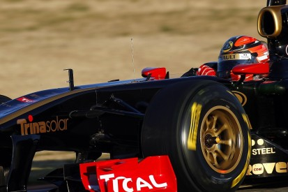 Robert Kubica set for first F1 test since accident in 2012 Lotus