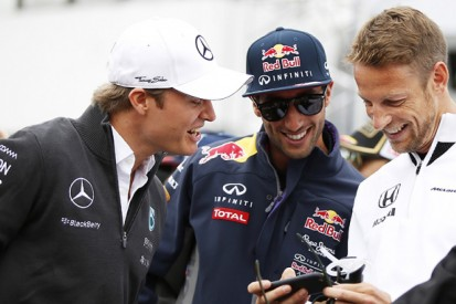 Love of Formula 1 must come from its drivers, says McLaren's Button