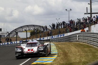Porsche 'could not match' Toyota's Le Mans 24 Hours test pace