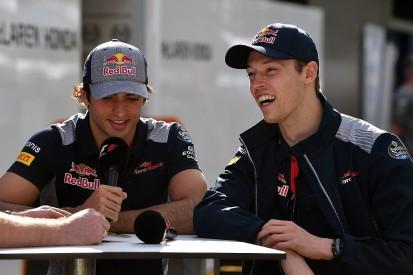 Toro Rosso would be happy to keep Sainz, Kvyat for 2018 F1 season