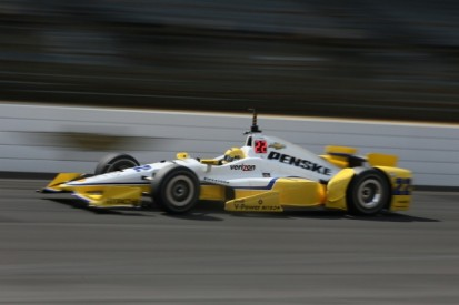 IndyCar's Simon Pagenaud optimistic about progress at oval test