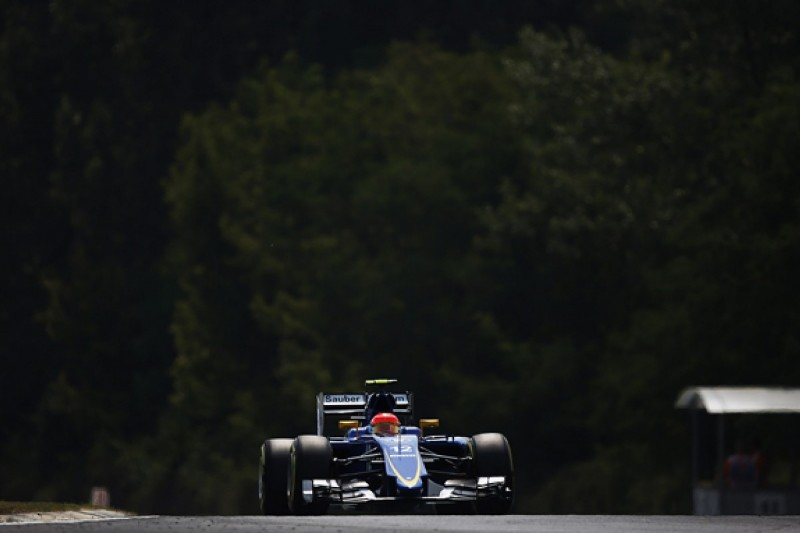 Sauber's lack of F1 simulator could hurt with new starts, says Nasr