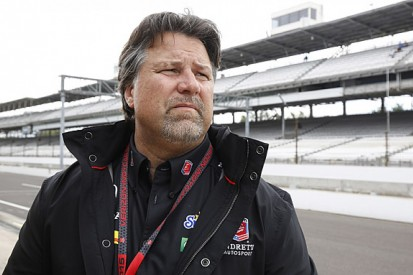 Michael Andretti slams lawsuit claiming IndyCar team is insolvent