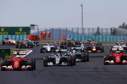 F1 urged to speed up finalising 2017 regulations