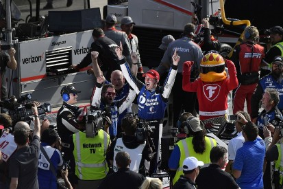 Graham Rahal completes dominant Detroit IndyCar double win
