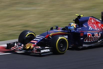 "Toro Rosso's F1 season ""deeply frustrating"" so far"