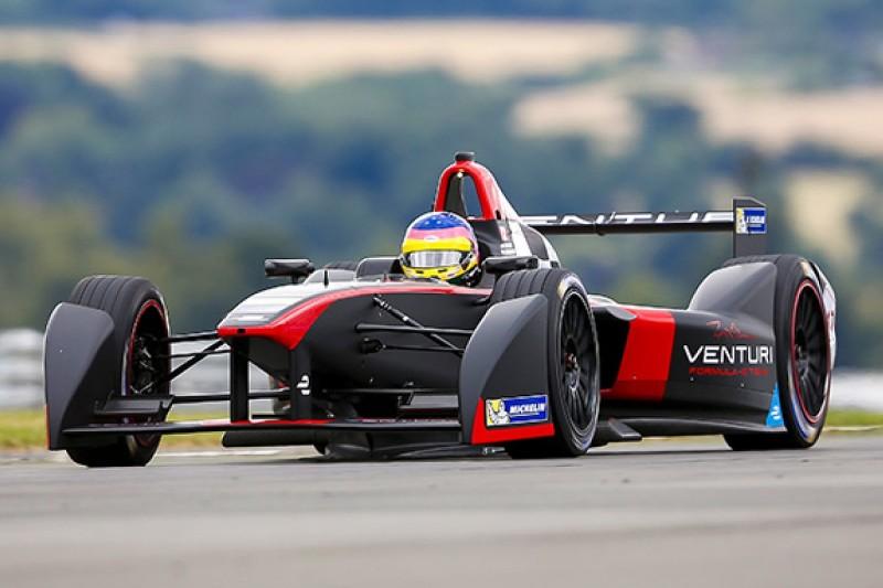 Jacques Villeneuve sees Formula E move as a return to his roots