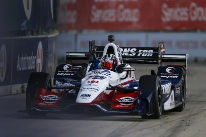 Detroit IndyCar: Graham Rahal dominates race one