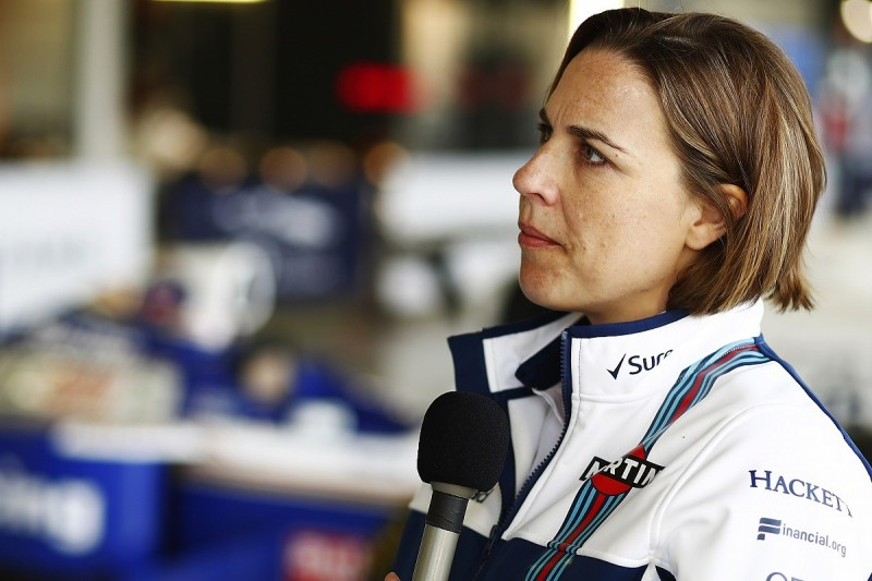 Claire Williams: F1 rookie Lance Stroll should be given a break