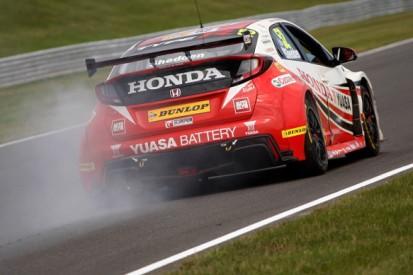 BTCC rules amplified Gordon Shedden's Snetterton woes, Honda says