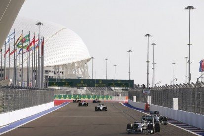 Russian GP organisers want long-term May date on F1 calendar