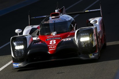 Toyota leads morning of Le Mans 24 Hours test day