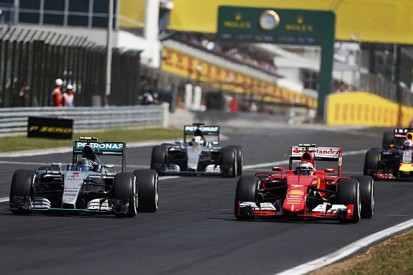 F1 Strategy Group calls for investigation into overtaking in races