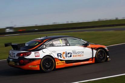 BTCC Snetterton: Colin Turkington leads BMR top three in qualifying