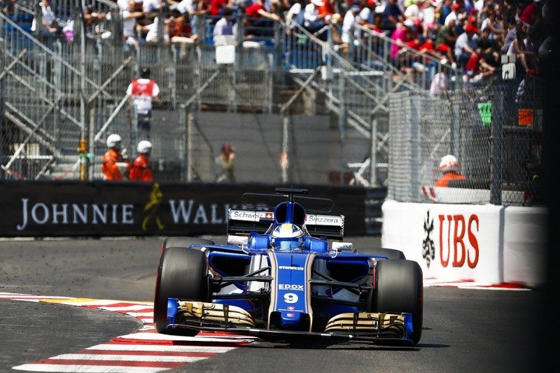 Ericsson: Late upgrade behind Sauber confusion