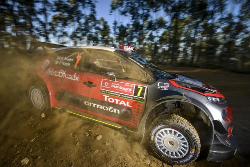 Two-time WRC champion Sainz wants to drive car to help Citroen