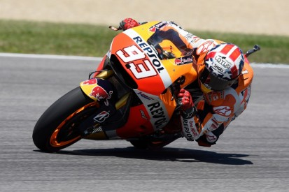 MotoGP Indianapolis: Marc Marquez claims pole position in Honda 1-2