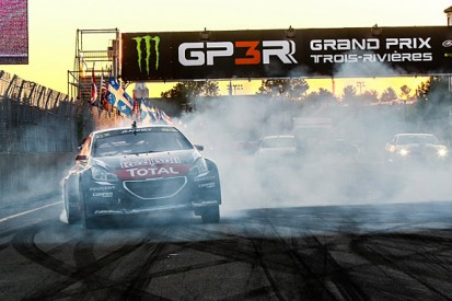 World Rallycross Trois Rivieres: Davy Jeanney takes second victory
