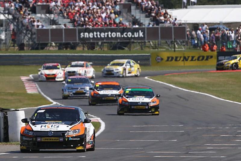 BTCC Snetterton: Colin Turkington takes dominant race one win