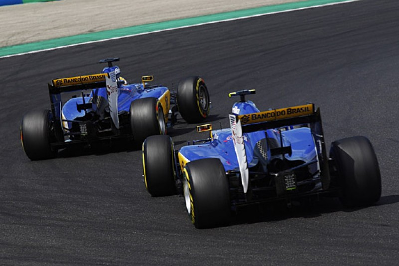 """Mark Smith's impact on 2016 Sauber F1 car will be """"limited"""""""