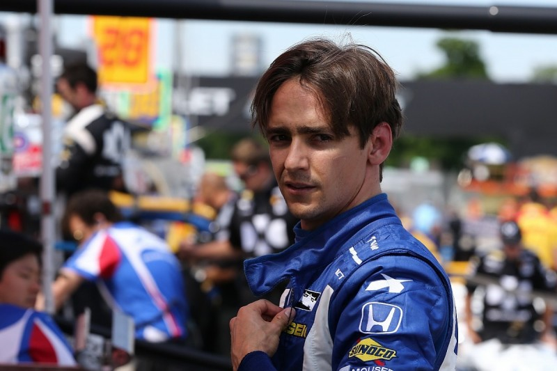 Esteban Gutierrez likely to stay in IndyCar for oval races