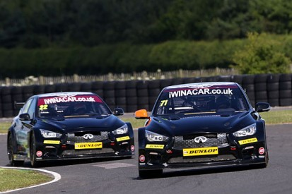 Support Our Paras team loses one of its BTCC TOCA licences