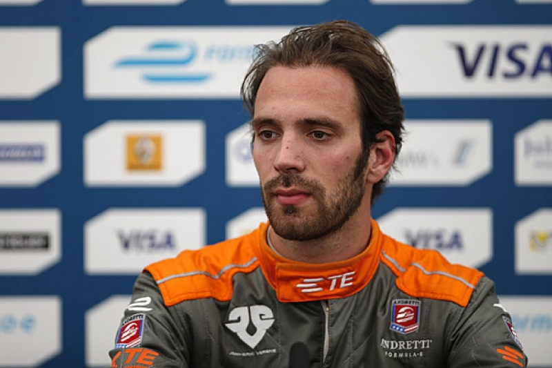 Ex-F1 racer Jean-Eric Vergne switches to Virgin-DS Formula E team