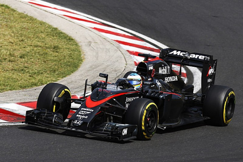 """McLaren """"impatient"""" in quest to be competitive again in Formula 1"""