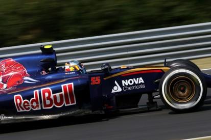 Mechanical grip the next step for Toro Rosso F1 team - Sainz