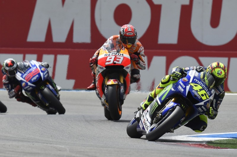 No weaknesses for MotoGP rivals Lorenzo and Marquez, says Rossi