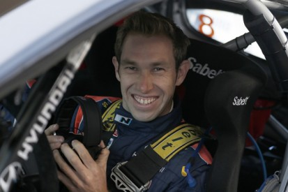 Former Subaru WRC driver Chris Atkinson eyeing switch to World RX