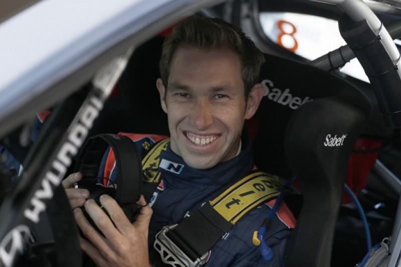 Former Subaru WRC driver Chris Atkinson eyeing switch to World RX
