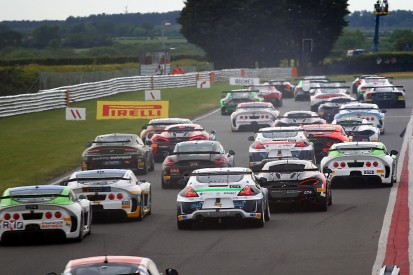 RAC Trophy revived for British GT Championship's Silverstone 500