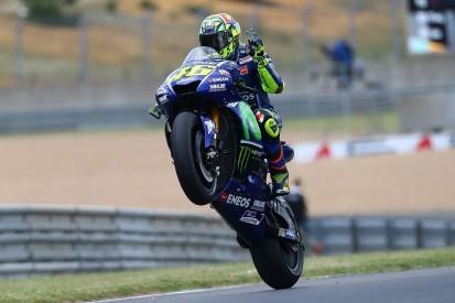 Valentino Rossi declared fit to race in MotoGP Mugello round