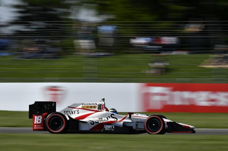 Ex-F1 driver Esteban Gutierrez to make IndyCar debut in Detroit