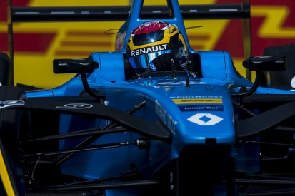 Nissan could take over Renault entry in Formula E