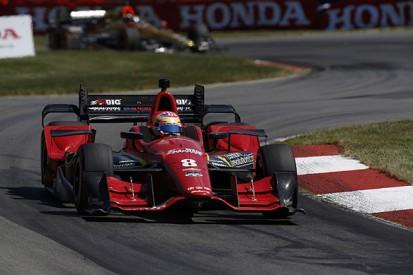 Ganassi IndyCar driver Sage Karam cleared over Mid-Ohio spin