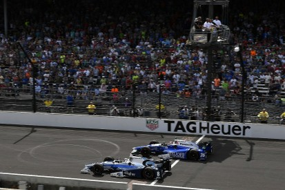 F1 should use IndyCar-style spotters, reckons Max Chilton