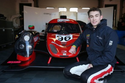 Promoted: Jack Butel aiming for Le Mans future