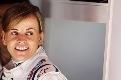 Susie Wolff editorial: When will a woman race in F1 again?