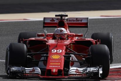 Ferrari F1 third driver Antonio Giovinazzi gets Haas FP1 outings