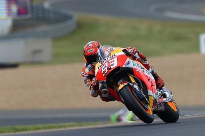 Marc Marquez: Honda MotoGP bike acceleration still inconsistent